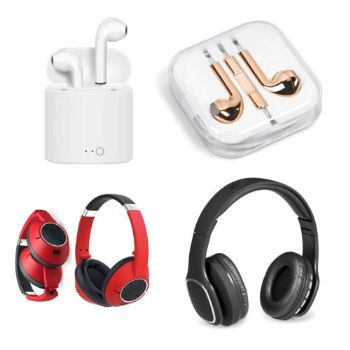 Earphones & Headsets